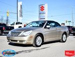 2008 Chrysler Sebring Touring Convertible ~Nav ~Heated Leather in Barrie, Ontario