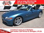 2004 BMW Z4 3.0i, Automatic, Leather, Convertible, 129, 000km in Burlington, Ontario