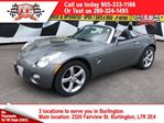 2006 Pontiac Solstice Manual, Convertible, in Burlington, Ontario