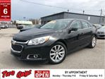 2014 Chevrolet Malibu 2LT/Leather/Navigation in St Catharines, Ontario
