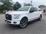 2015 Ford F-150 FX4  Hot Red Leather  Nav  Brand New Tires in St Catharines, Ontario