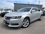2017 Chevrolet Impala 1LT Bluetooth  Alloys  2.5L   Pwr Seat in St Catharines, Ontario