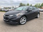 2016 Chevrolet Cruze LT  Bluetooth   Wifi Hotspot  Htd Seats  Alloys in St Catharines, Ontario
