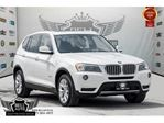 2014 BMW X3 xDrive28i, BACK-UP CAM, PANO ROOF, PUSH START, A/C in Toronto, Ontario