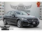 2016 Mercedes-Benz C-Class 300, NAVI, BACK-UP CAM, PANO ROOF, LEATHER, SENS in Toronto, Ontario
