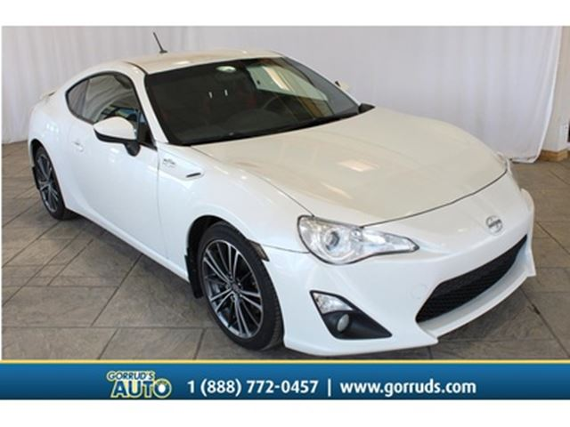 2014 SCION FR-S FRS ONE OWNER LEATHER BLUETOOTH in Milton, Ontario
