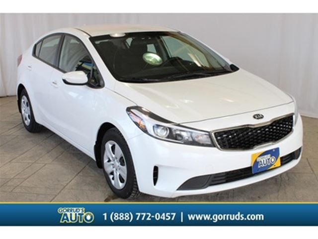 2018 KIA FORTE LX  NEW TIRE CLEAN CARFAX NO REPORTED ACCIDENTS in Milton, Ontario