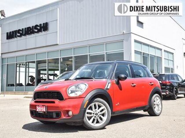 2014 MINI COOPER Countryman S ALL4   NAV   PANOROOF   BLUETOOTH   CRUISE in Mississauga, Ontario