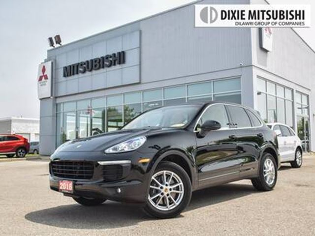 2016 PORSCHE CAYENNE V6   HTD & COOLED SEATS   NAV   PANOROOF in Mississauga, Ontario