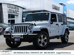 2017 Jeep Wrangler Unlimited Sahara - Bluetooth in Rexdale, Ontario