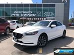 2018 Mazda MAZDA6 GS-L,NAV,LEATHER,ROOF,LANE ASSIST,NO ACCIDENT in Toronto, Ontario