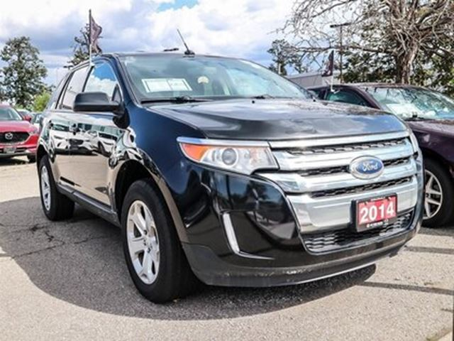 2014 FORD Edge SEL NO ACCIDENTS FINANCE AVAILABLE in Mississauga, Ontario