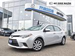 2015 Toyota Corolla LE FINANCE AVAILABLE BACK UP CAMERA BLUETOOTH in Mississauga, Ontario