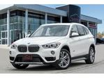 2017 BMW X1 xDrive28i NAVI PANO ROOF MEMORY SEAT BACKUP CAM in Mississauga, Ontario
