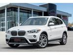 2017 BMW X1 xDrive28i NAVI PANO ROOF REAR CAM MEMORY SEAT in Mississauga, Ontario