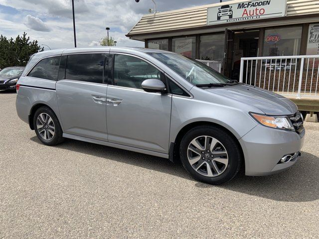 2017 Honda Odyssey Touring in Lethbridge, Alberta