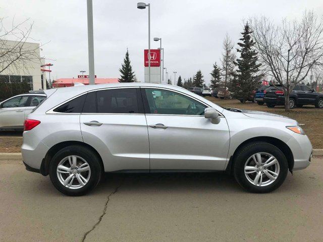 2015 Acura RDX AWD Sunroof Heated Seats in Red Deer, Alberta
