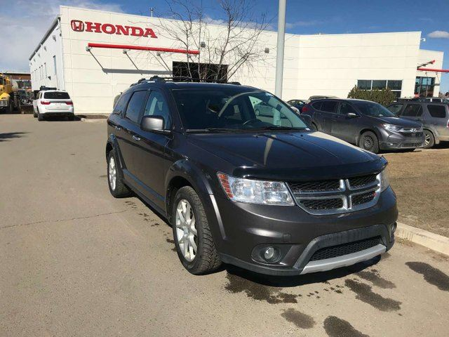 2016 Dodge Journey R/T, RT AWD Navigation Remote Start in Red Deer, Alberta