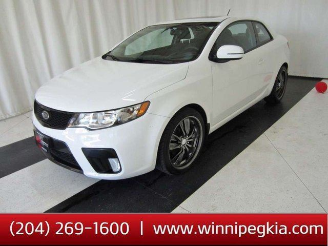 2012 Kia Forte Koup EX *Sunroof, Aftermarket Rims & More!* in
