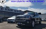 2018 Chevrolet Silverado 1500 High Country WITH A 6.2L ENGINE!! in Barrie, Ontario