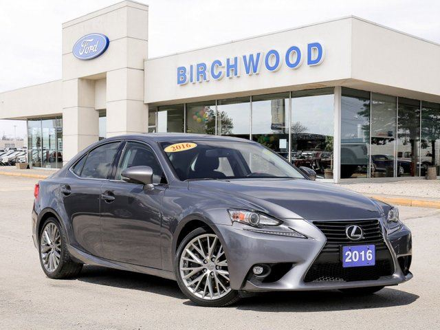 2016 Lexus IS 300 IS 300 Rare 1 Owner | Clean CarFax