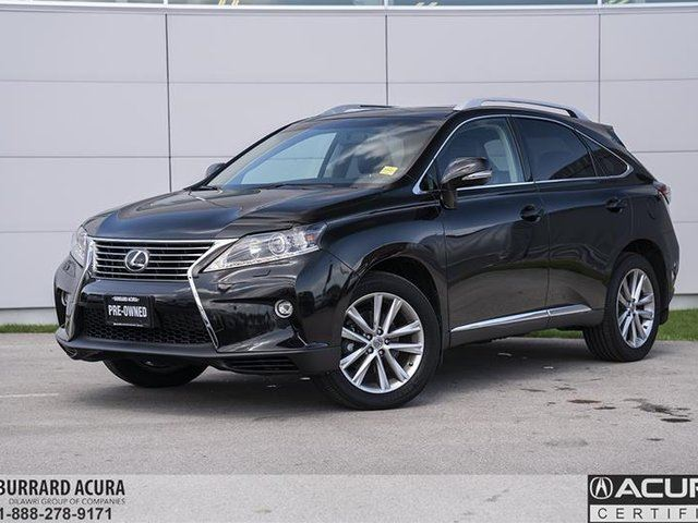 2015 LEXUS RX 350 6A in Vancouver, British Columbia