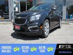 2015 Chevrolet Cruze LT ** 1 Owner, Clean CarFax, Backup Cam ** in Bowmanville, Ontario