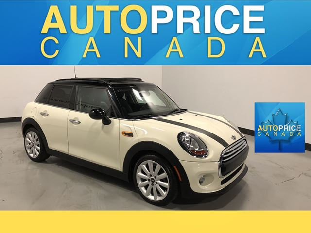 2015 MINI COOPER Cooper PANOROOF|LEATHER in Mississauga, Ontario