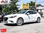 2017 Mazda MAZDA3 GT*Manual*Sunroof*Navi*Camera*HighlyOptioned** in Toronto, Ontario