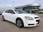 2012 Chevrolet Malibu LS \ ONE OWNER \ LOW KM \ AAA1 \ in Waterloo, Ontario