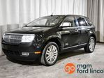 2010 Lincoln MKX HEATED + COOLED FRONT SEATS | HEATED BACK SEATS | NAVIGATION | POWER LIFTGATE in Red Deer, Alberta
