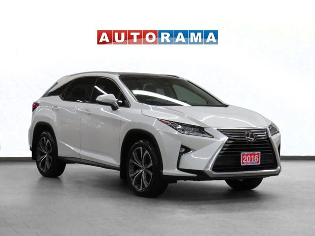 2016 LEXUS RX 350 4WD Navigation Leather Pano-Sunroof Backup Cam in North York, Ontario
