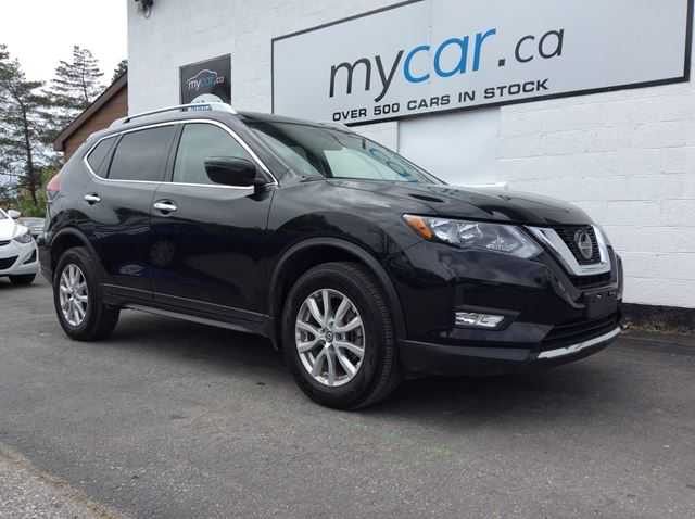 My Car North Bay >> 2019 Nissan Rogue Sv Sunroof Backup Cam Heated Seats