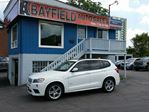 2011 BMW X3 35i in Barrie, Ontario