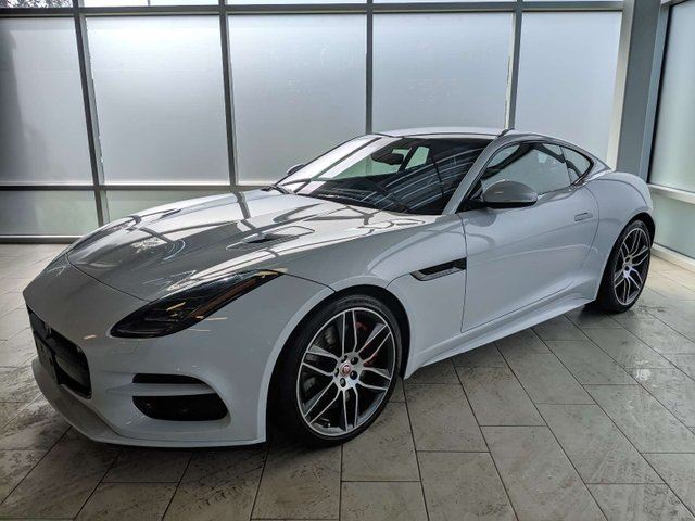 2018 JAGUAR F-TYPE R - Certified Pre-Owned Warranty until June 5th, 2023 or 160,000 Kilometres with Certified Rates from 1.9% in Edmonton, Alberta