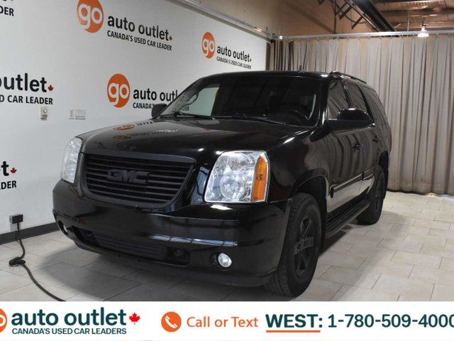 2014 GMC Yukon Slt, 5.3L V8, Third row 8 passenger seating, Heated leather seats front & rear, Backup camera, Sunroof, Rear dvd entertainment in Edmonton, Alberta