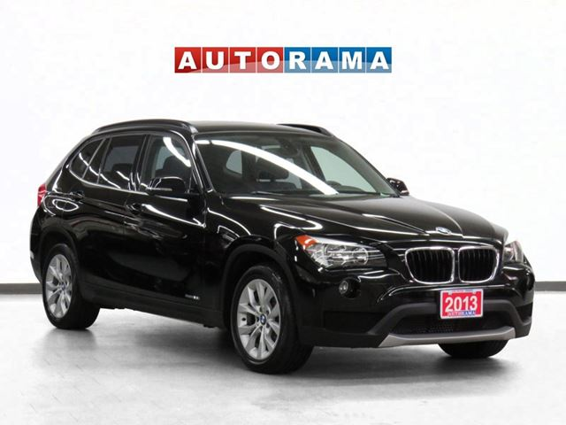 2013 BMW X1 XDRIVE 28i NAVIGATION LEATHER SUNROOF in North York, Ontario