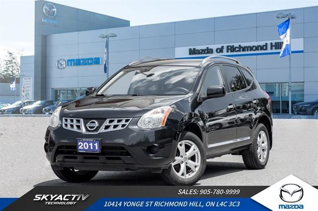 2011 NISSAN ROGUE SV in Richmond Hill, Ontario