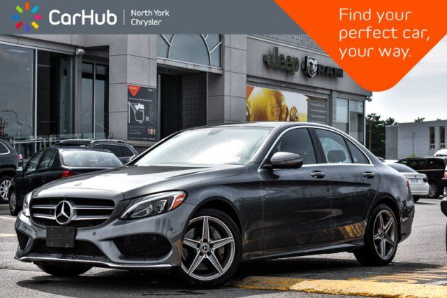 2018 MERCEDES-BENZ C-CLASS C 300 in Thornhill, Ontario