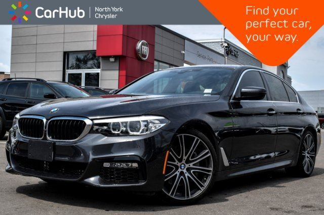 2017 BMW 5 SERIES 540i xDrive in Thornhill, Ontario
