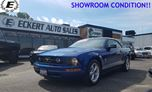 2007 Ford Mustang PONY PACKAGE WITH A 4.0L V6 ENGINE!! in Barrie, Ontario