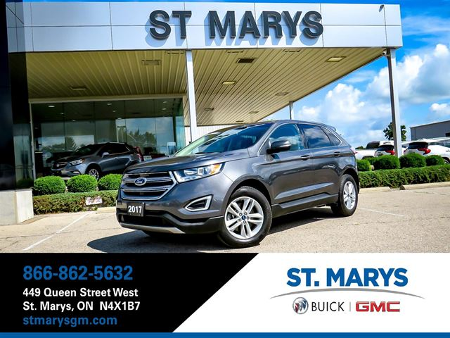 2017 FORD Edge           in St Marys, Ontario
