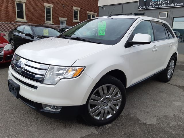 2010 Ford Edge Limited in