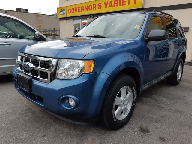 2010 Ford Escape XLT in