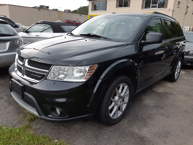 2011 Dodge Journey SXT in