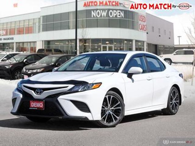 2019 TOYOTA Camry SE in Barrie, Ontario