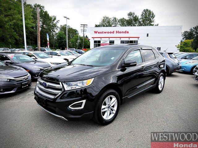 2015 FORD Edge SEL AWD in Port Moody, British Columbia