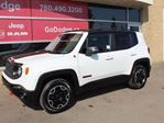 2016 Jeep Renegade Trailhawk / GPS Navigation / Back Up Camera in Edmonton, Alberta