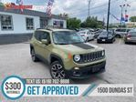 2015 Jeep Renegade North   4X4   CAM   HEATED SEATS in London, Ontario