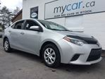 2016 Toyota Corolla CE POWERGROUP, GREAT VALUE!! in North Bay, Ontario